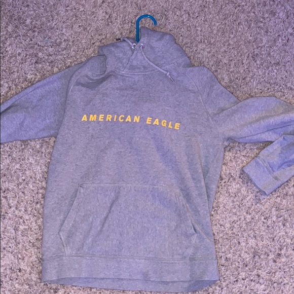 American Eagle Outfitters Other - Men's grey American Eagle hoodie